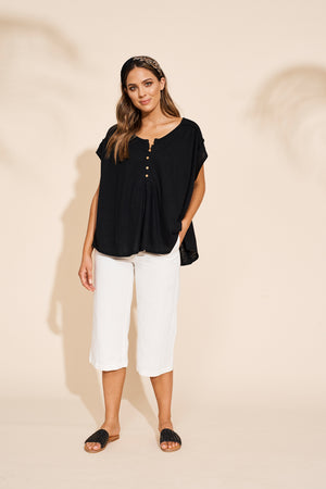 Zambezi Top - Black