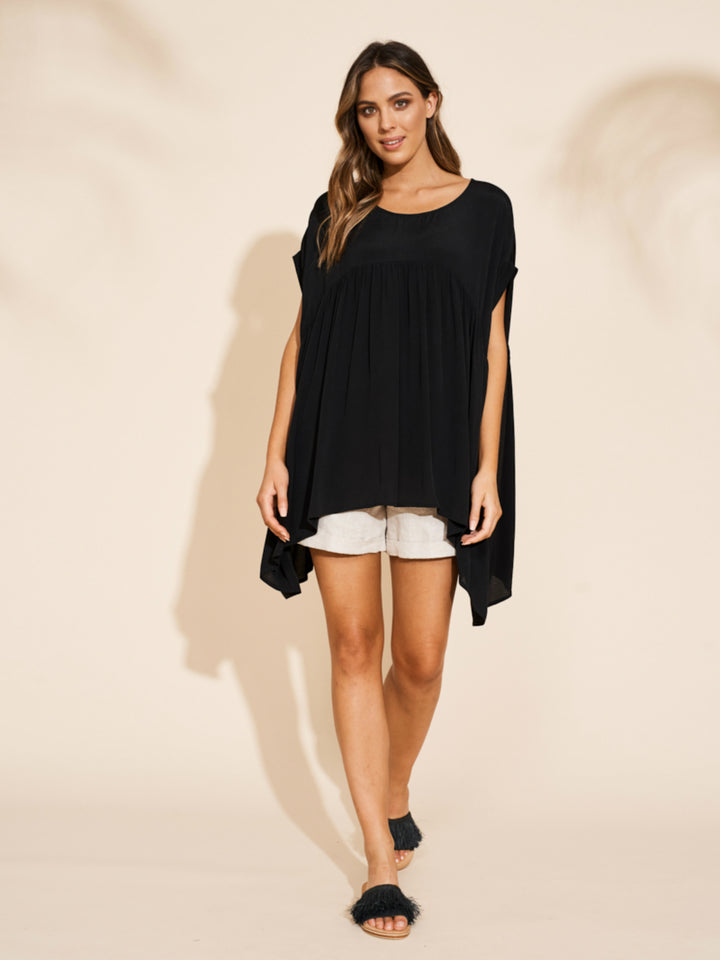 Savannah Top - Black