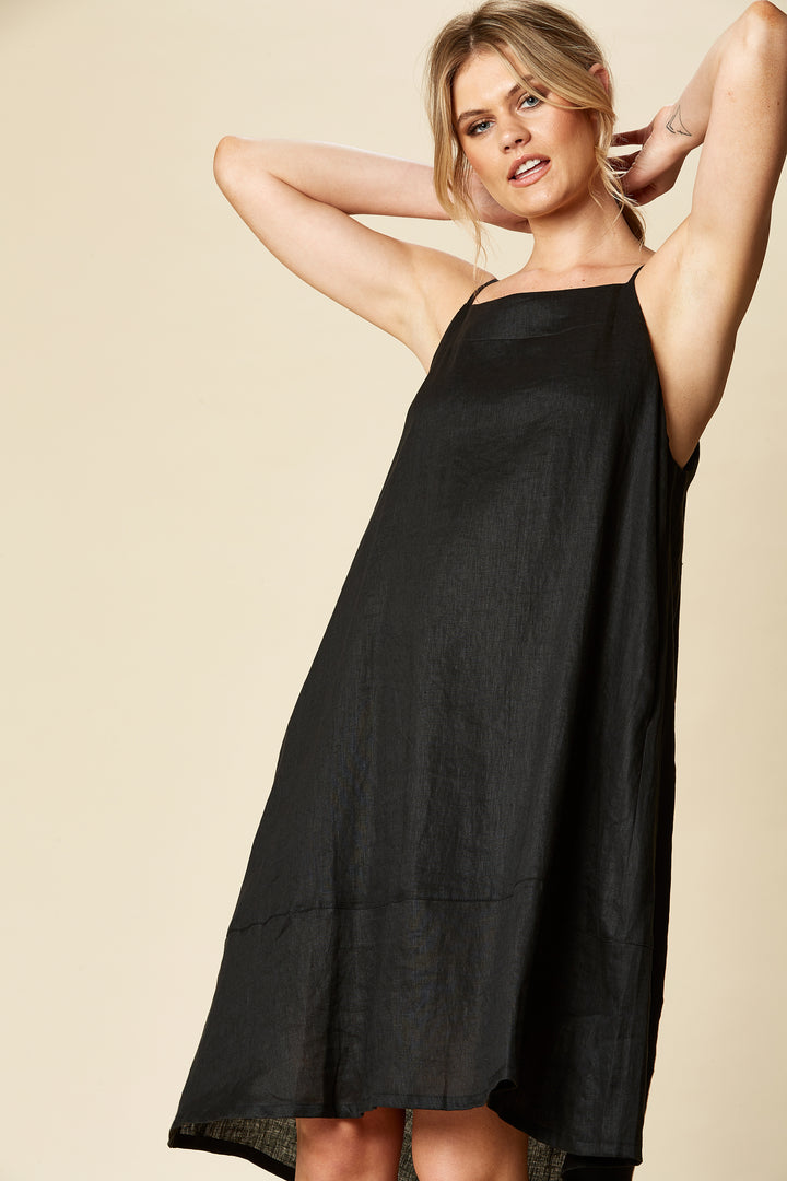 Tribu Dress - Sable
