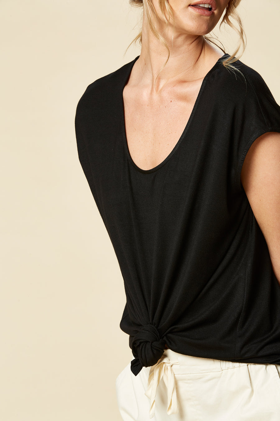 Sorella Top - Sable
