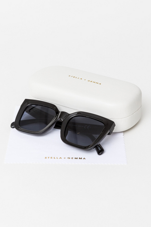 Sunglasses - Audrey / Black