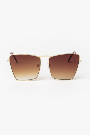 Sunglasses - Angelina/Gold