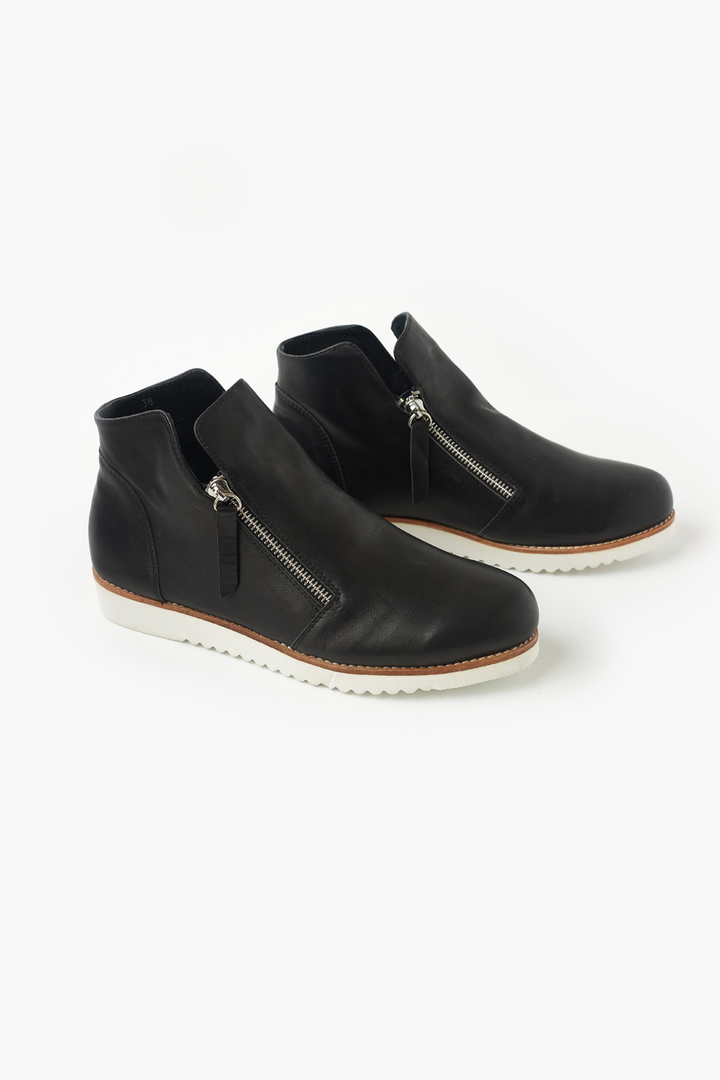 Morgan Leather Boot