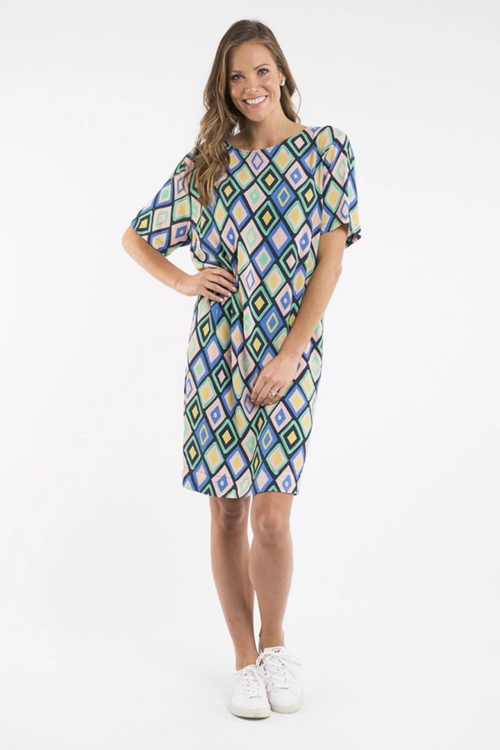 Prism Shift Dress - Shop Online At Mookah - mookah.com.au