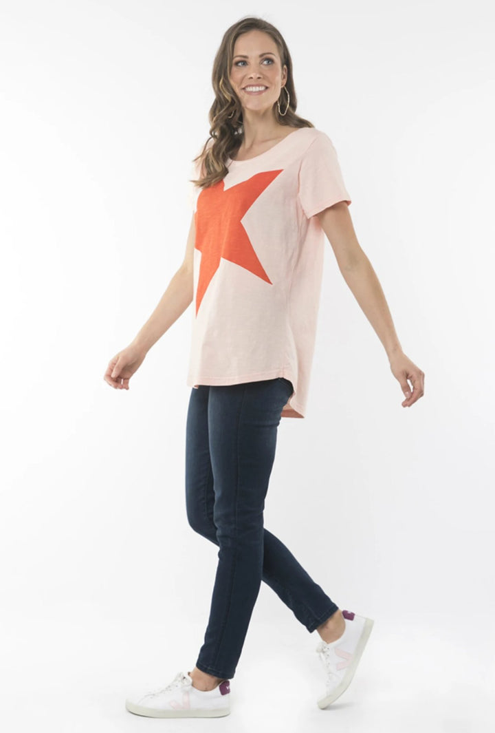 Superstar Tee - Shop Online At Mookah - mookah.com.au
