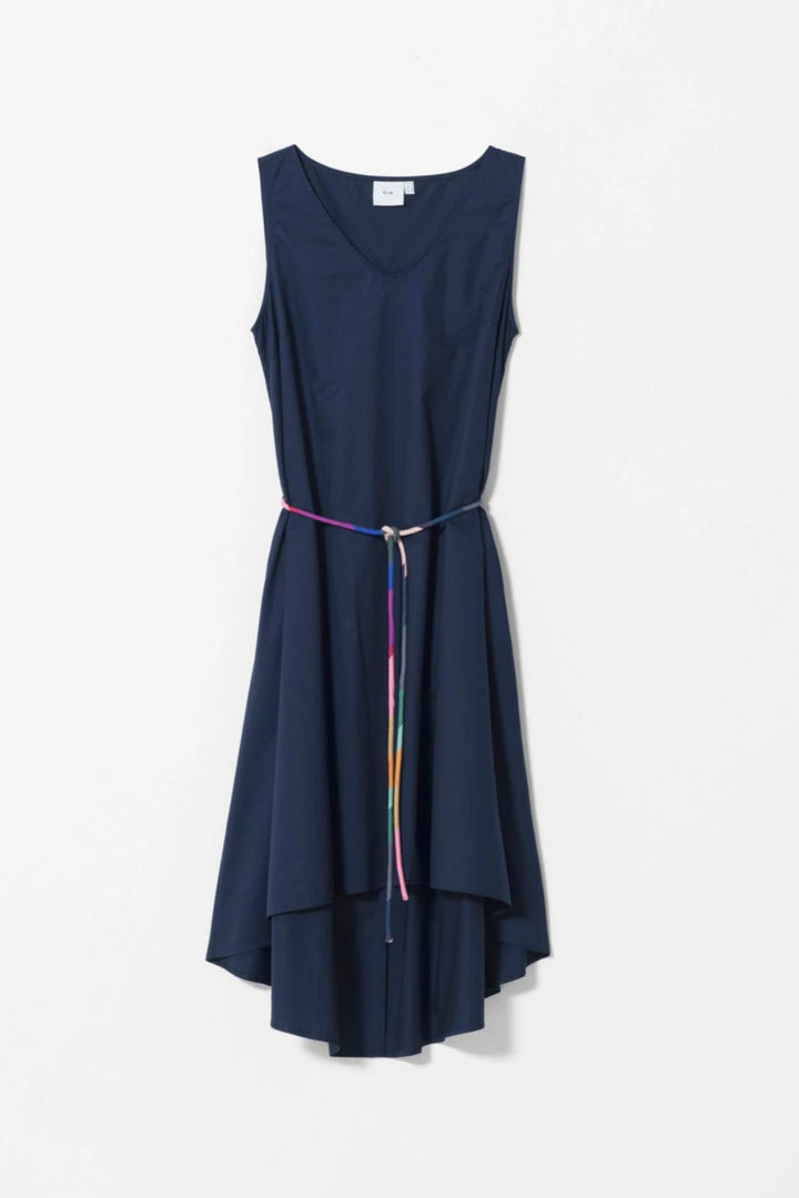 Elk Nyland Dress - Navy - Shop Online At Mookah - mookah.com.au