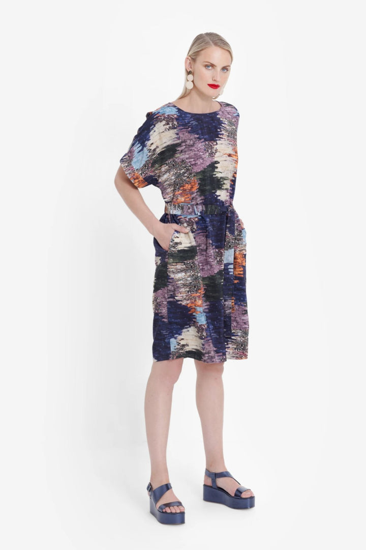 Elk Arden Dress - Multi - Shop Online At Mookah - mookah.com.au