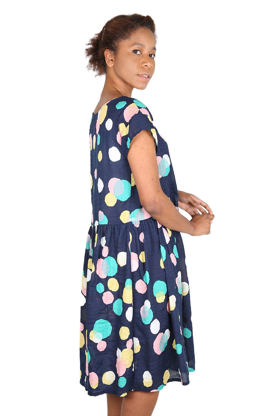 Balloons Seer Dress - Shop Online At Mookah - mookah.com.au