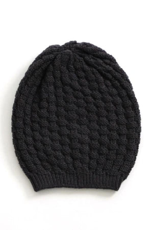 Bellamy Beanie - Blackcurrant - Mookah