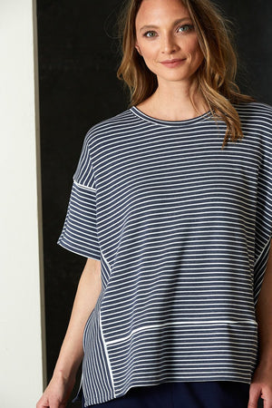 Easy T-Shirt - Indigo