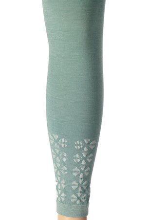 'Flora' - Footless Tights - Mookah