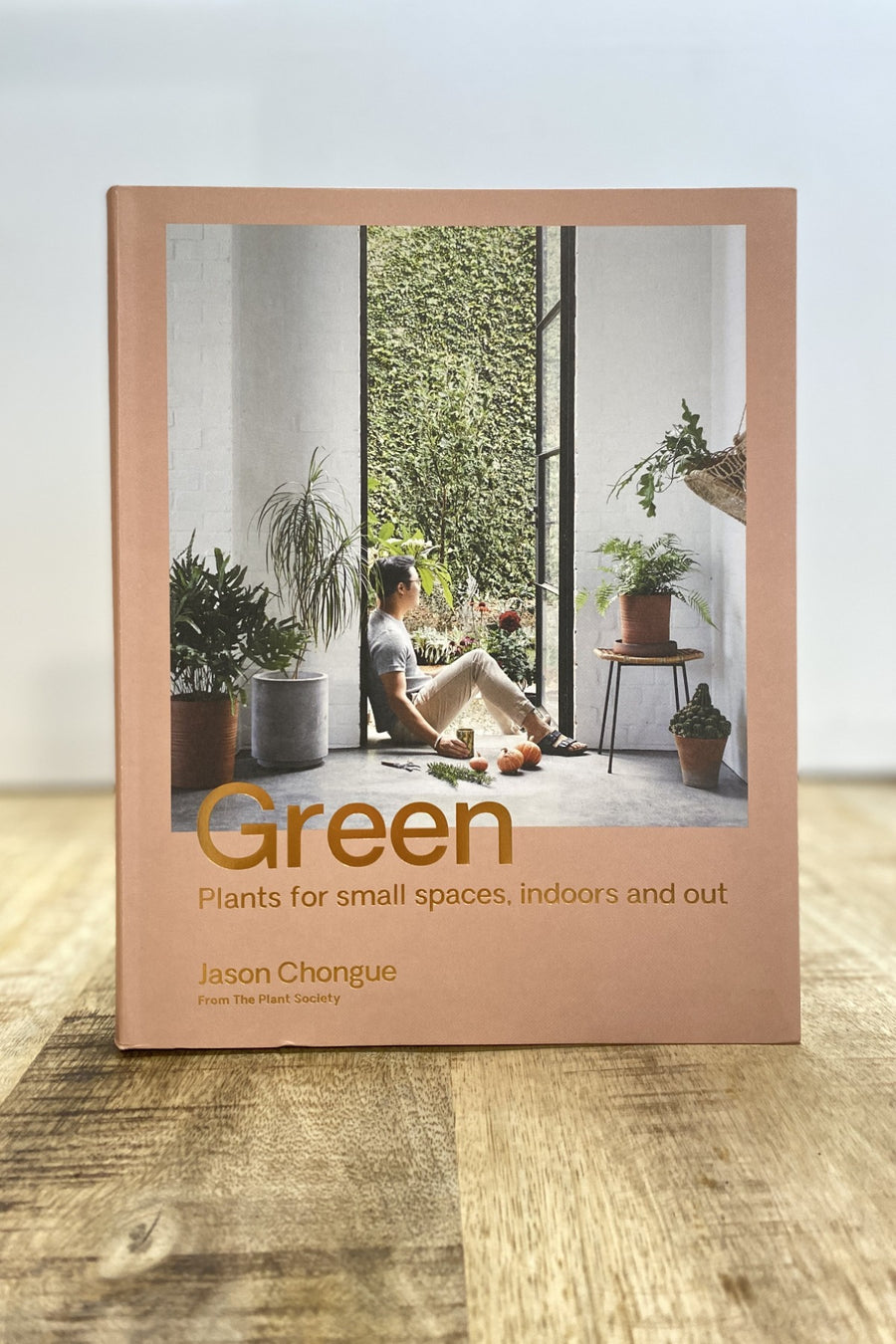 Green - Plants for Small Spaces - Mookah