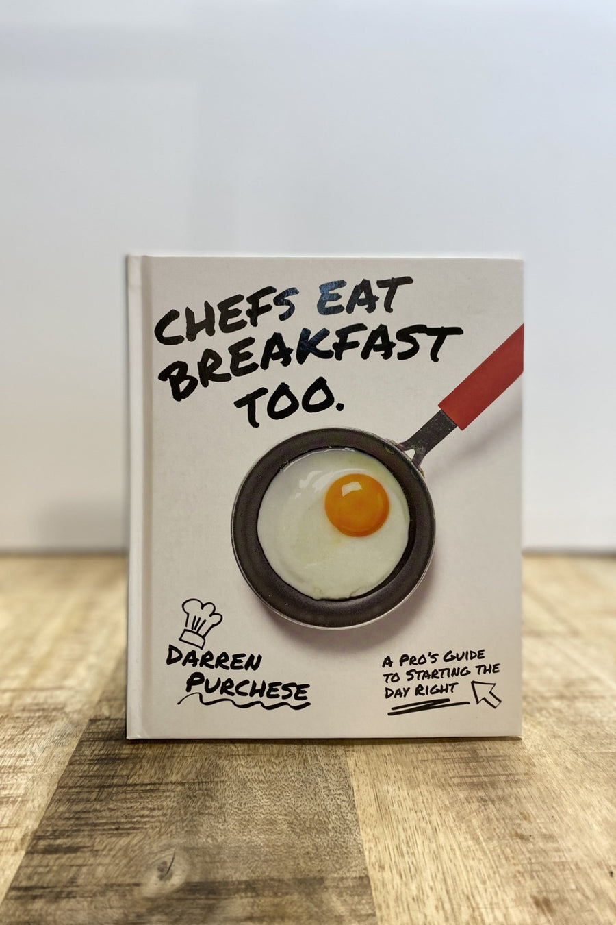 Chefs Eat Breakfast Too - Shop Online At Mookah - mookah.com.au