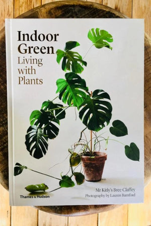 Indoor Green: Living with Plants - Shop Online At Mookah - mookah.com.au
