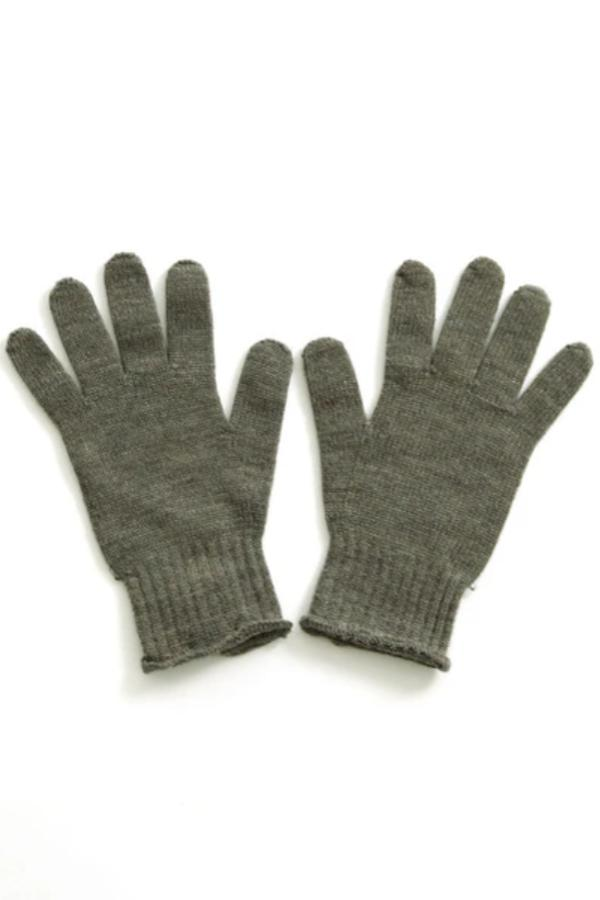 Jasmine Gloves - Army - Shop Online At Mookah - mookah.com.au
