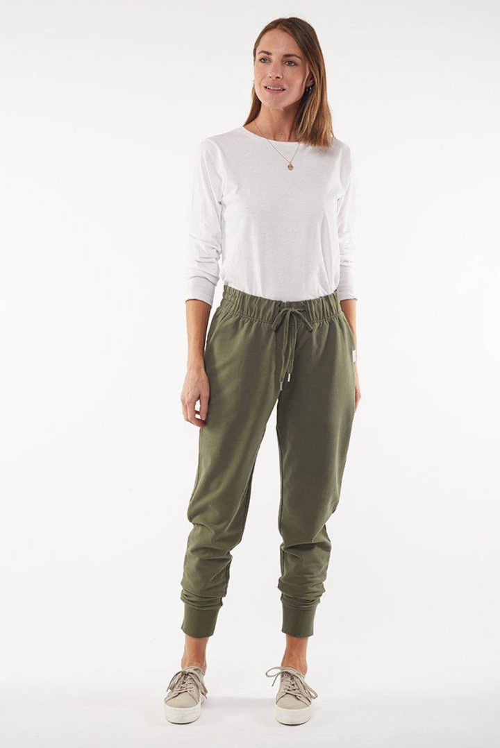 Lazy Days Pant - Khaki
