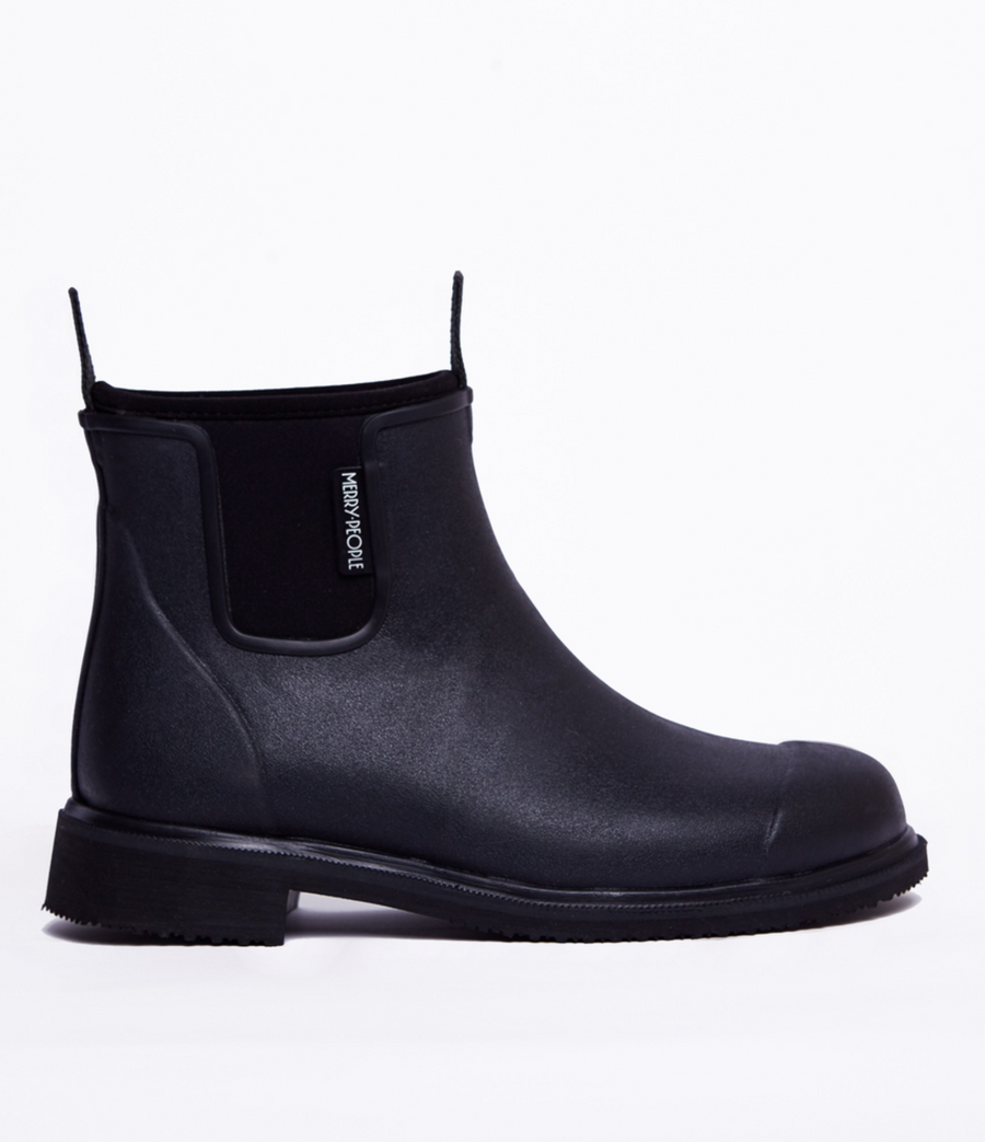 Bobbi Gumboot - Black - Shop Online At Mookah - mookah.com.au