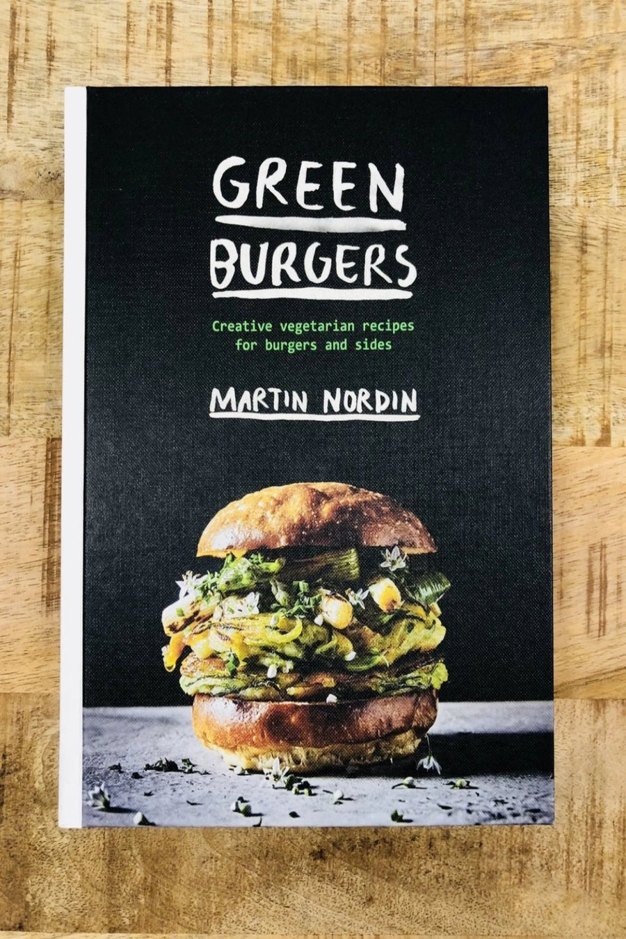Green Burgers - Shop Online At Mookah - mookah.com.au