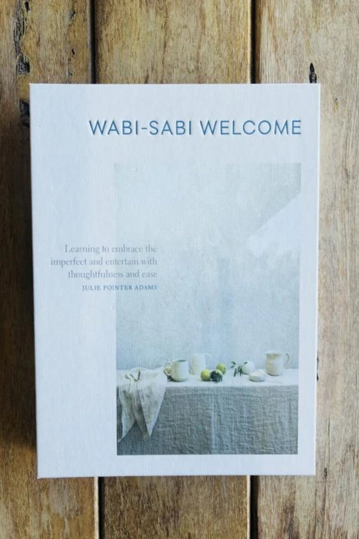 Wabi-Sabi Welcome - Shop Online At Mookah - mookah.com.au