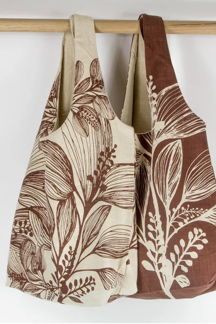 Cotton Shopper - Printed