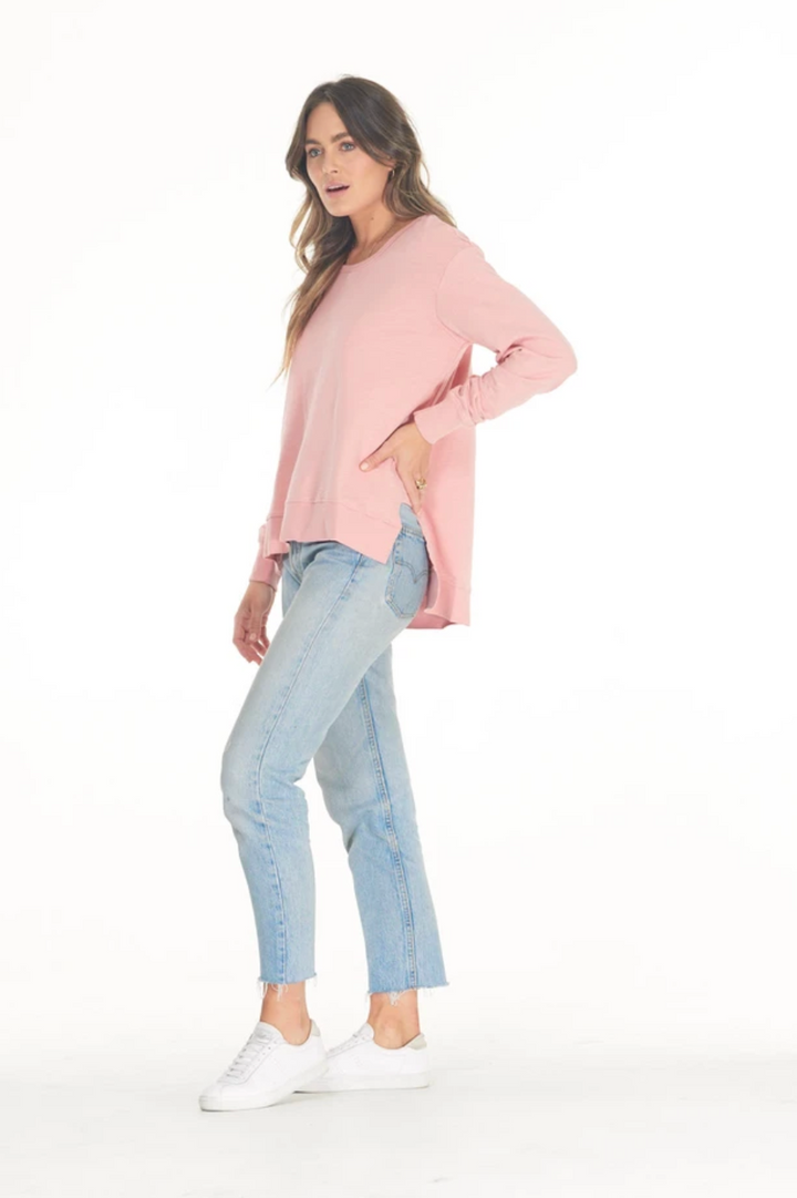 Addyson Sweater - Rose