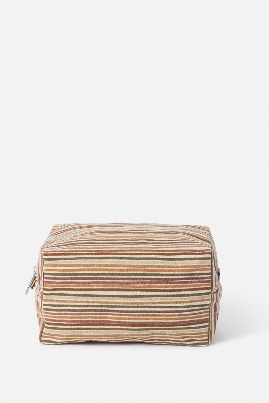 Hara Wash Bag - Brick/Large