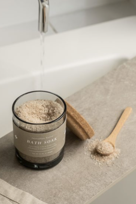 Bath Soak - Glass Jar
