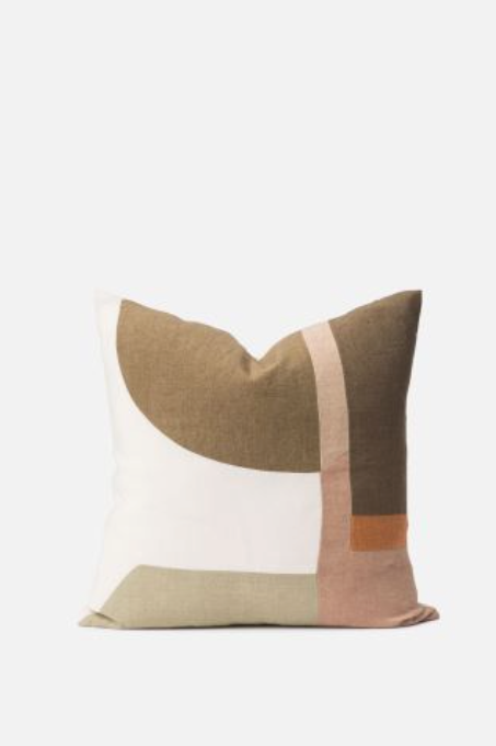 Zaha Patchwork Cushion