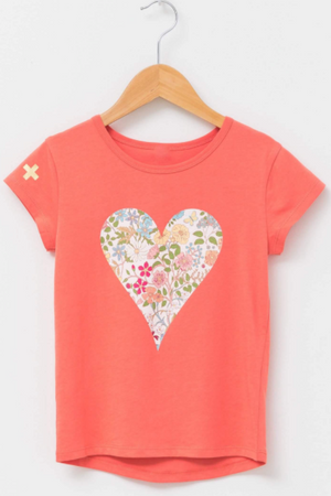 Kids Gift Box - Coral Heart