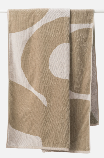 Okahu Organic Cotton Beach Towel