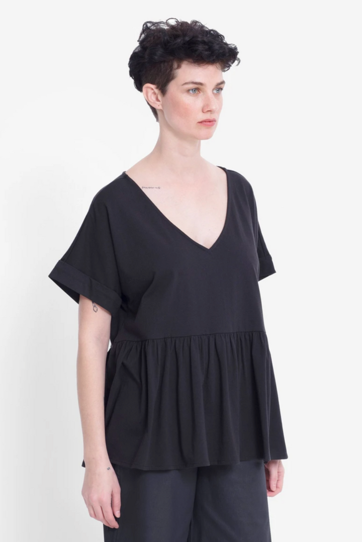 Alix Top - Black