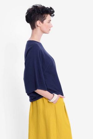 Leidi Knit Top - Ink