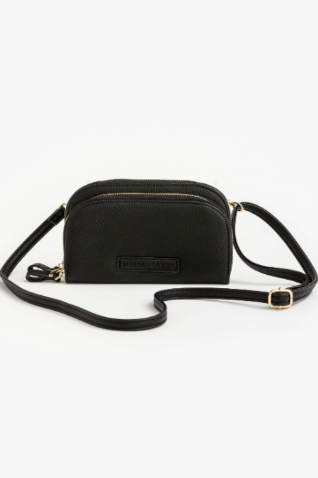Chloe Duo Phone/Wallet Bag - Black - Shop Online At Mookah - mookah.com.au