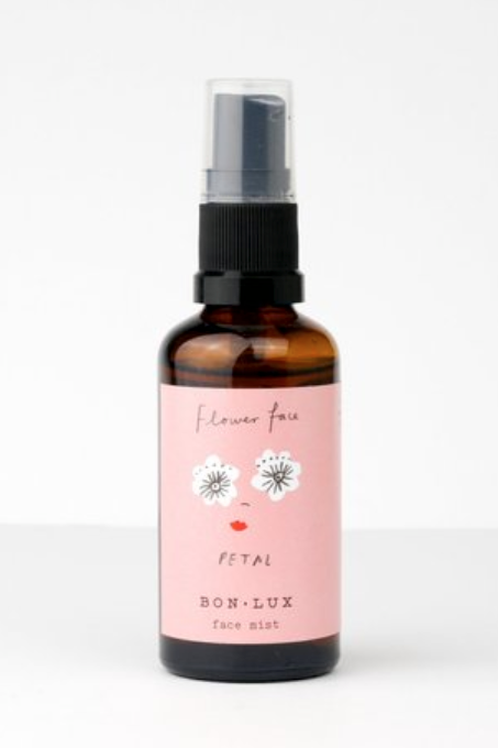 Flowerface Mist Spray - Petal - Shop Online At Mookah - mookah.com.au