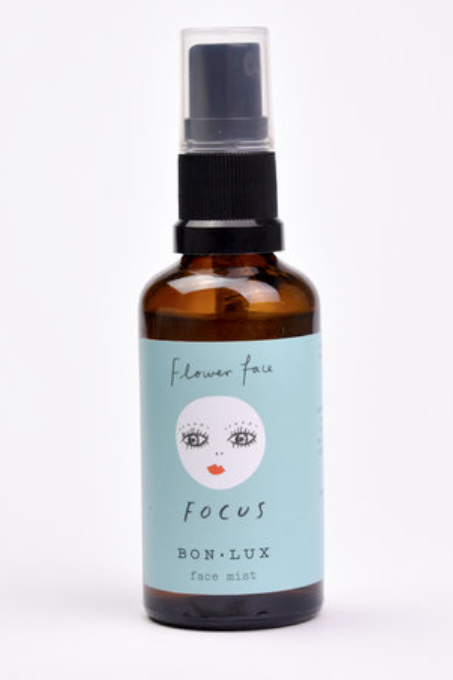 Flowerface Mist Spray - Focus - Shop Online At Mookah - mookah.com.au