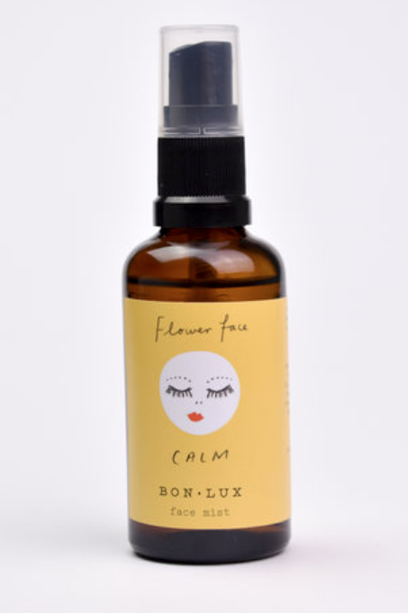 Flowerface Mist Spray - Calm - Shop Online At Mookah - mookah.com.au