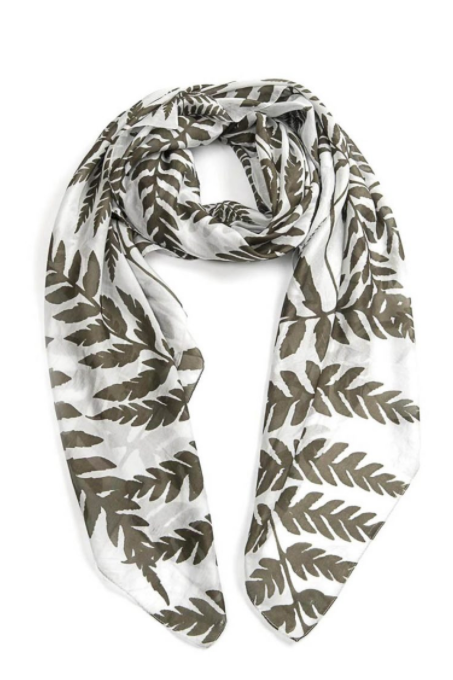 Fern Scarf - Shop Online At Mookah - mookah.com.au