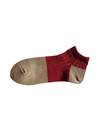 Boston Linen/Cotton Anklet Sock - Shop Online At Mookah - mookah.com.au