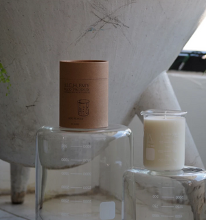 210g Beaker Candle - Shop Online At Mookah - mookah.com.au
