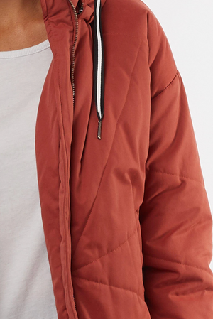 Zadie Jacket - Rust