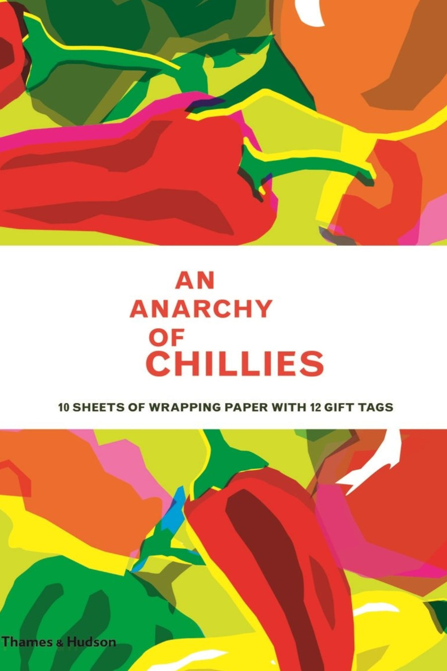 An Anarchy of Chillies - Gift Wrapping - Shop Online At Mookah - mookah.com.au