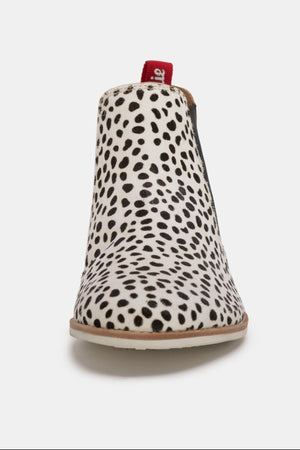 Chelsea Boot - Snow Leopard - Shop Online At Mookah - mookah.com.au