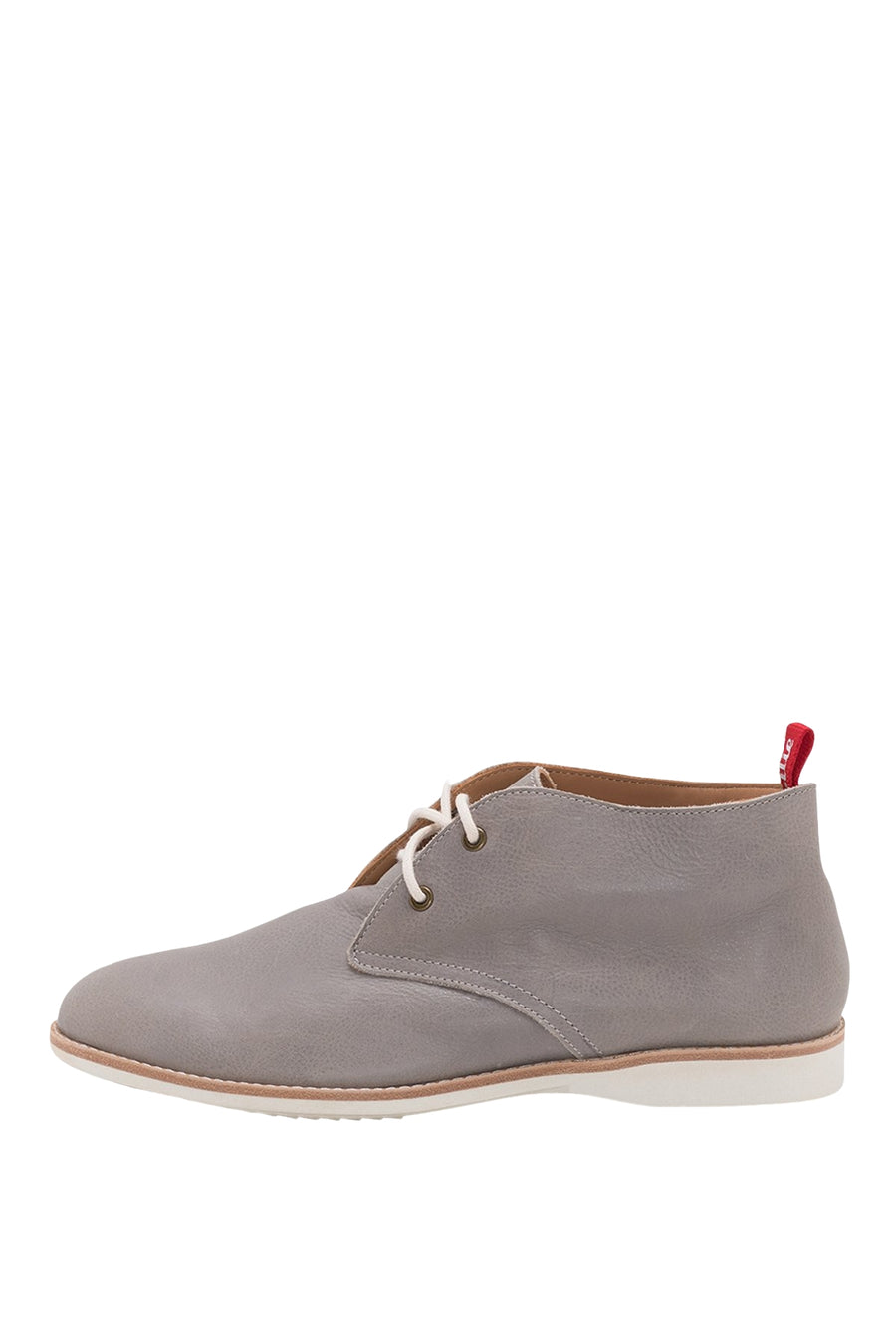 Chukka Boot - Concrete - Shop Online At Mookah - mookah.com.au