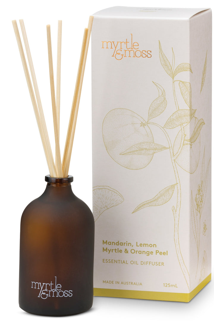 Essential Oil Diffuser - Citrus - Shop Online At Mookah - mookah.com.au