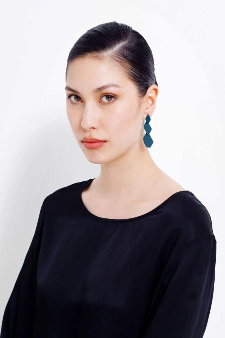 Elk Nurmes drop earring - Shop Online At Mookah - mookah.com.au