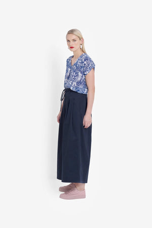 Nyland Pants - Navy - Shop Online At Mookah - mookah.com.au
