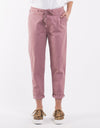 Adelyn Pant - Pink - Shop Online At Mookah - mookah.com.au