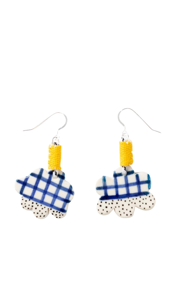 Drop Earrings - Halfy Cloud - Shop Online At Mookah - mookah.com.au