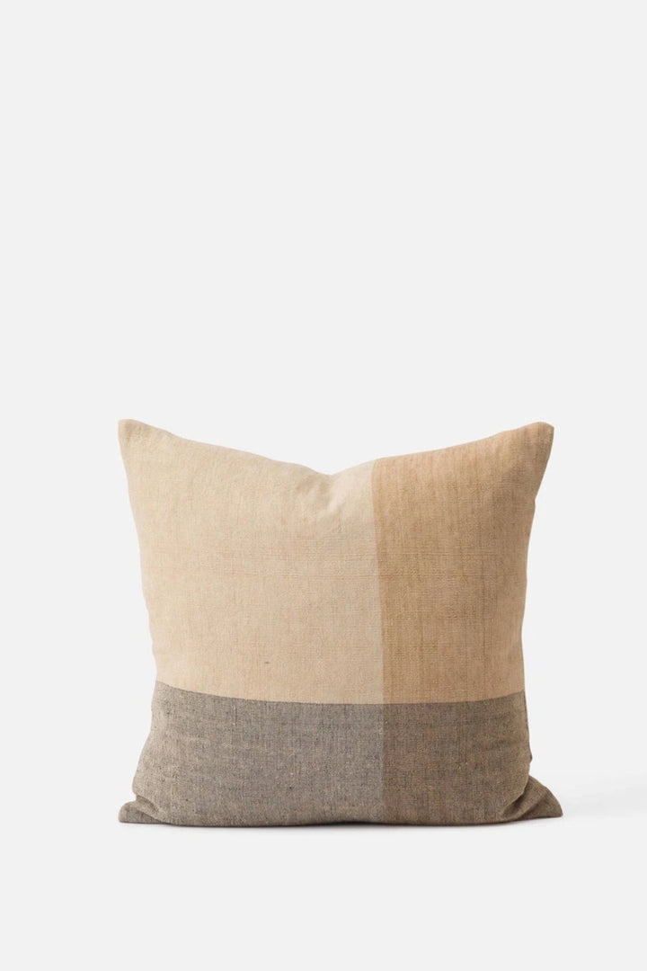 Henri Linen Cushion - Shop Online At Mookah - mookah.com.au