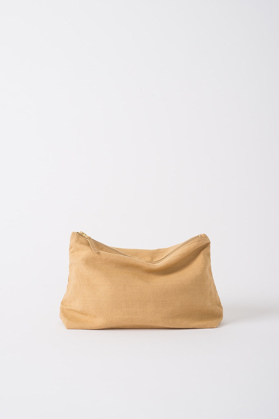 Linen Wash Bag - Citron - Shop Online At Mookah - mookah.com.au